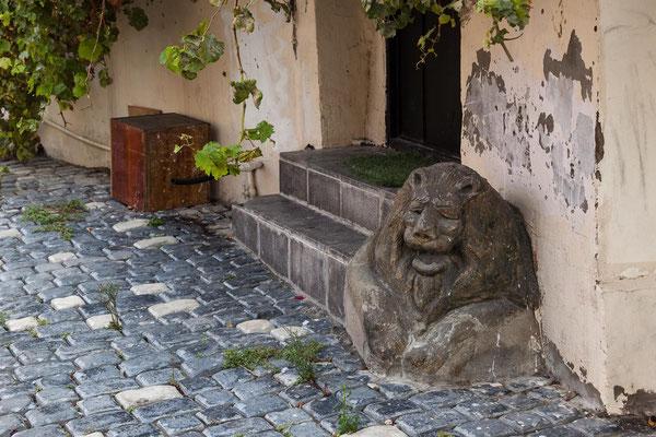 Azerbaijan - In den Gassen der Altstadt von Baku
