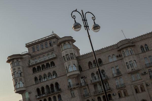 Azerbaijan - In der Hauptstadt Baku