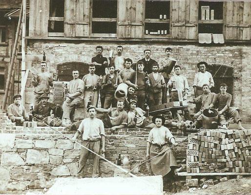 GAIS - Arbeiter Ziegelei Zweibrücken