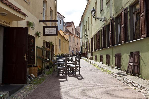 Litauen - Unterwegs in Vilnius