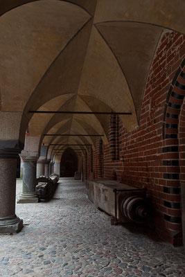 Polen - Malbork mit dem UNESCO-Welterbe Marienburg - Innenaufnahmen