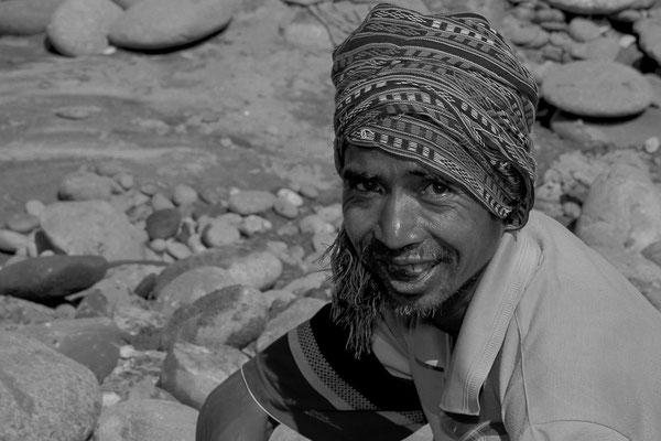Myanmar people - Goldwäscher