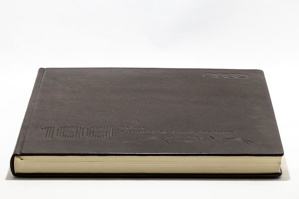 Gästebuch für die 100 Jahr Feier der Audi AG