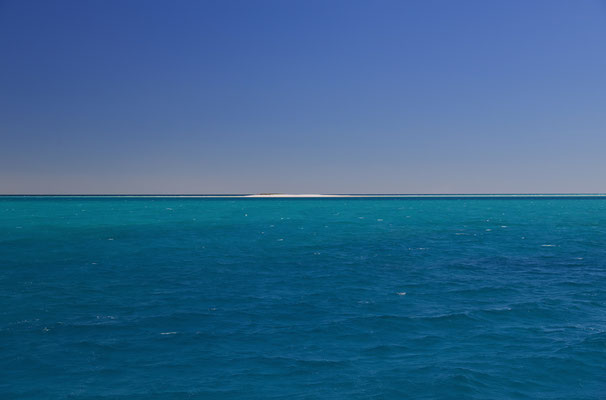 Sandbank bei Fraser Island