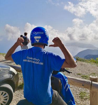 ESCAPADELA DE SCOOTER N°2 : ALDEIAS DO INTERIOR E PICOS DOS ALPES - SCOOTER 125CC - PERCURSOS - MONTANHA - NINHO DE ÁGUIA - RESTAURANTE TRADICIONAL - RIOS E LAGOS