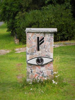 Runenmosaik, bei Jastorf.