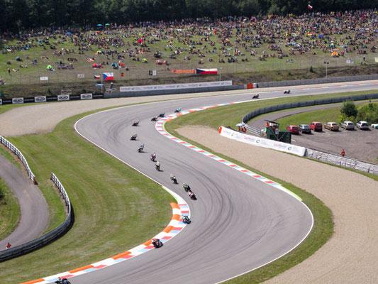 MotoGP Grand Prix in Brünn, Tschechien