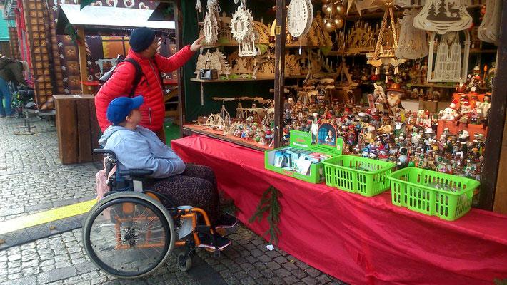 Tagesausflug zum Naumburger Weihnachtsmarkt