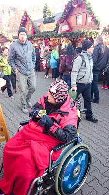Tagesausflug zum Erfurter Weihnachtsmarkt