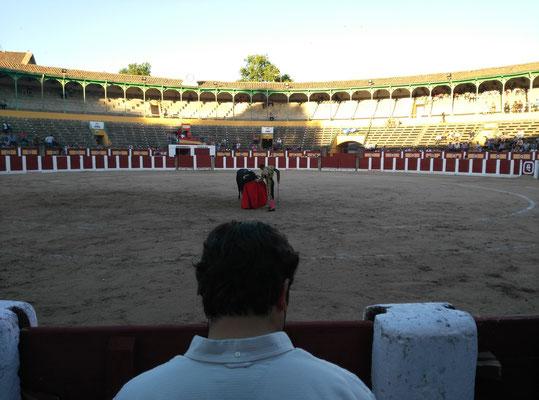 SERGIO BLASCO Y DUENDE TAURINO 44