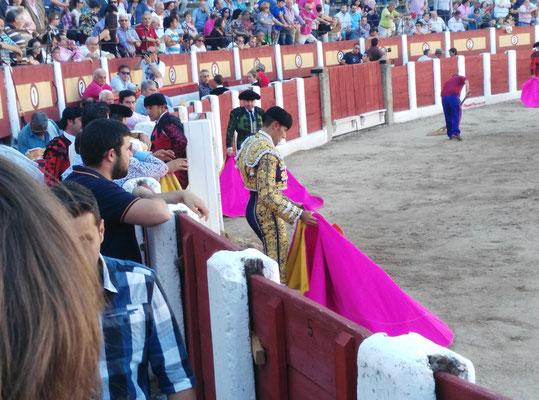 SERGIO BLASCO Y DUENDE TAURINO 30
