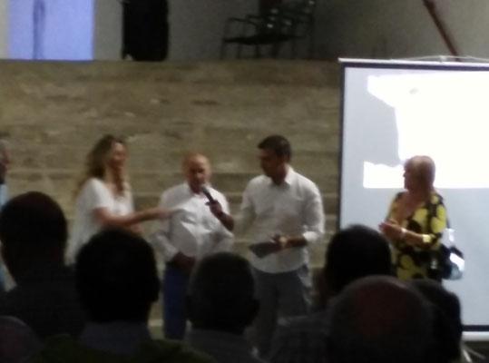 presentación de Victor Fernandez