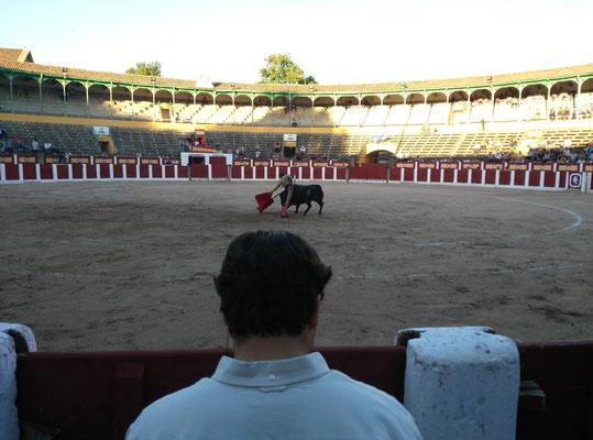 SERGIO BLASCO Y DUENDE TAURINO 43