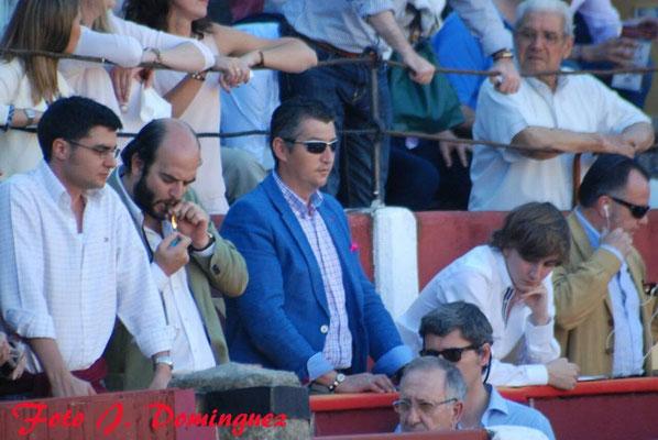 SERGIO BLASCO Y DUENDE TAURINO 14