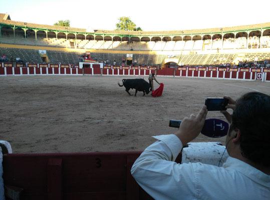 SERGIO BLASCO Y DUENDE TAURINO 42