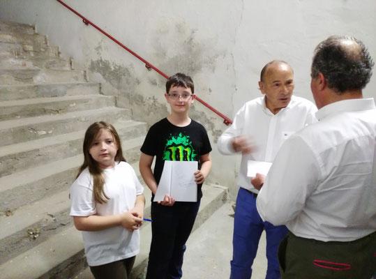 firma de ejemplares Raul Sánchez