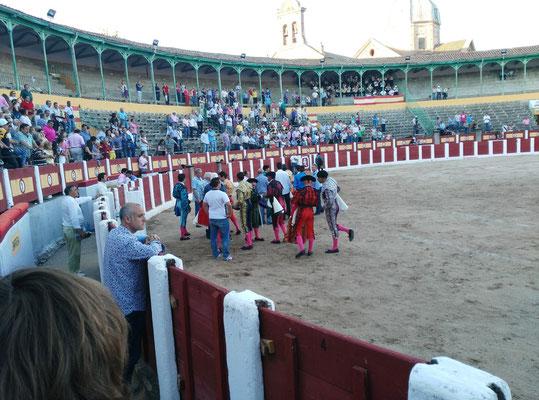 SERGIO BLASCO Y DUENDE TAURINO 45