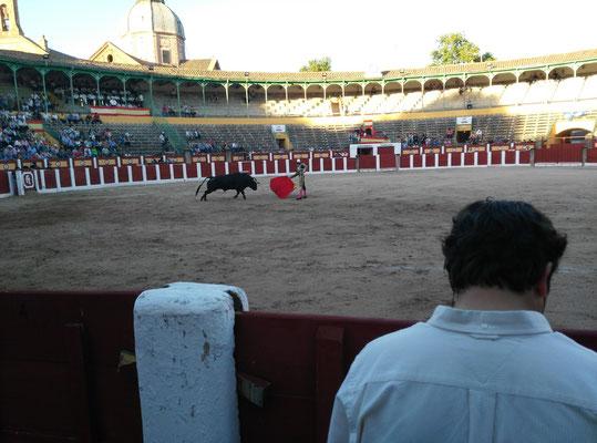 SERGIO BLASCO Y DUENDE TAURINO 40