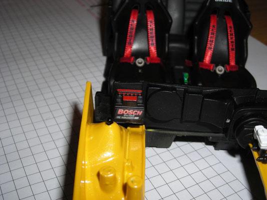 Als Batterie kommt nur ne echte BOSCH in Frage