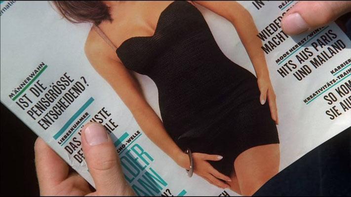 Zeitschrift Cosmopolitan - Bild aus dem Film