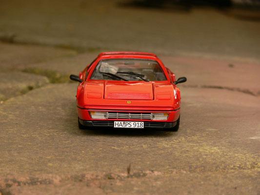 """Manta Manta Ferrari 328 GTS vom """"Typ aus'm Westside"""" 1:18"""