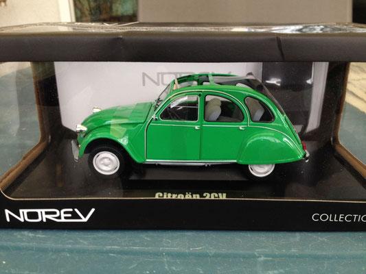 Original Modell von NOREV