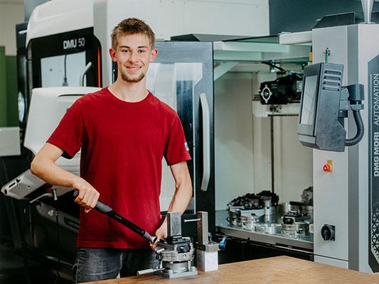 Sondermaschinenbau Verpackungsmaschinen Lohnfertigung Metallbearbeitung Heilbronn Maschinenbau Kurt Betz GmbH Werkzeugbauer Ausbildung Betz Matti