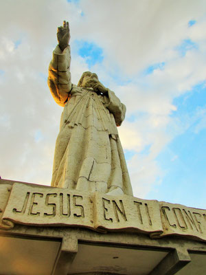 2nd Largest Jesus statue after Rio, San Juan Del Sur