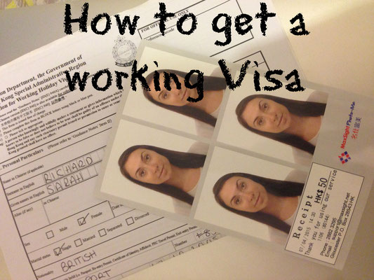 How to get a working holiday visa in Hong Kong