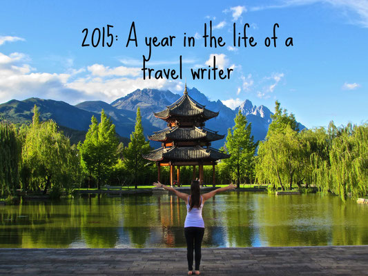 life of a travel writer
