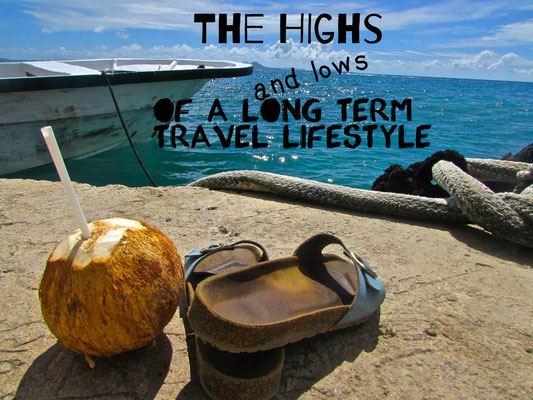 highs and low of travelling