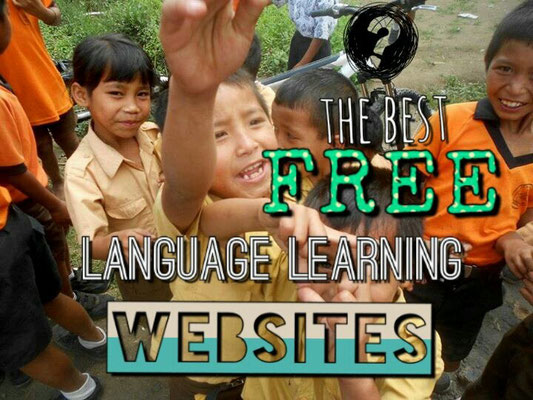 free language learning websites