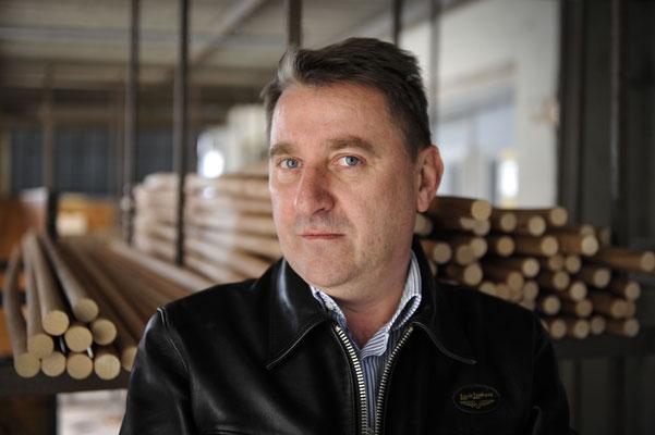 Der Designer James Irvine, Mailand