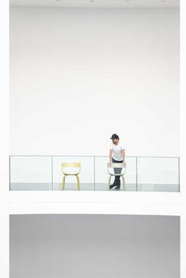 Der Designer Stefan Diez, Neue Sammlung, München