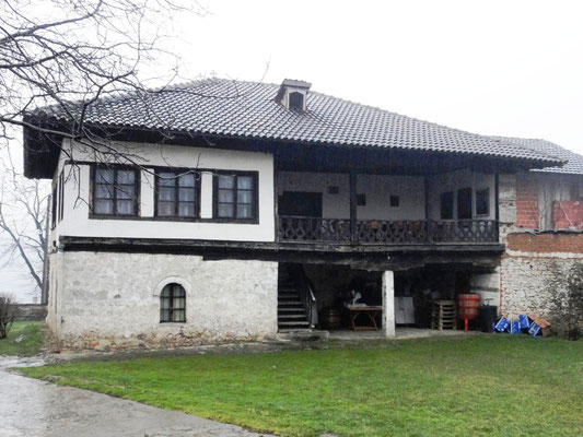 Traditional house in Velika Hoca