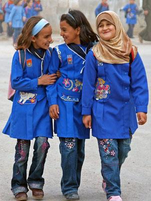 Syrien, Schulkinder