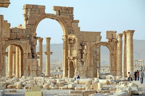 Syrien, Palmyra