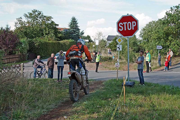 321 - Garbace  ROM - STOPstraße
