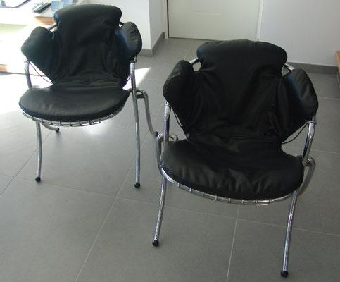 restauration sièges cuir