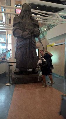 Sammlung Hier Gandalf The Grey 1:1 Life Size Statue Weta Moderater Preis Aufsteller & Figuren Sammeln & Seltenes