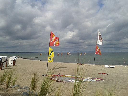 Bild: SUP Lübecker Bucht Timmendorfer Strand