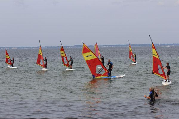 Bild: Surfschule Timmendorf