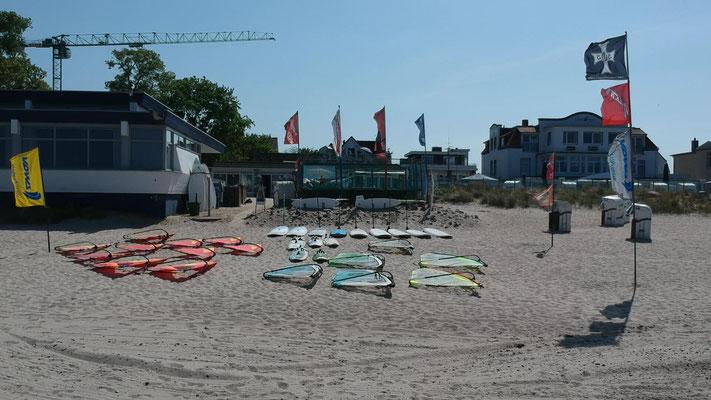 Bild: Surfschule Lübecker Bucht