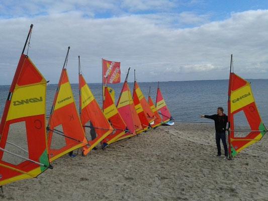 Bild: Surfschule Niendorf/O. Lübecker Bucht,Timmendorfer Strand