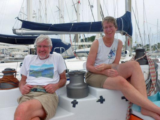 Jochen und Christiane
