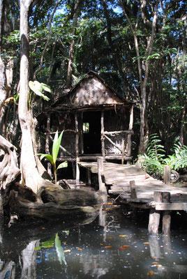 Hütte der Hexe Calypso aus Fluch der Karibik