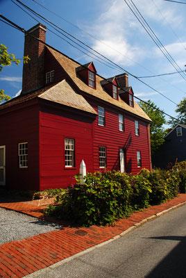 älteste Haus in Annapolis