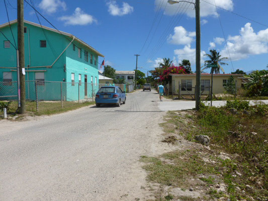 Codrington, Barbuda