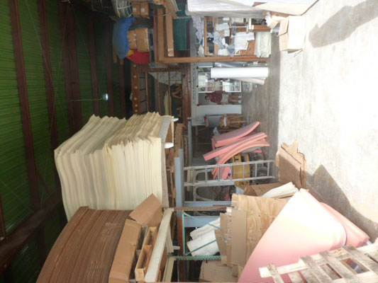 Matratzenfabrik in Philipsburg