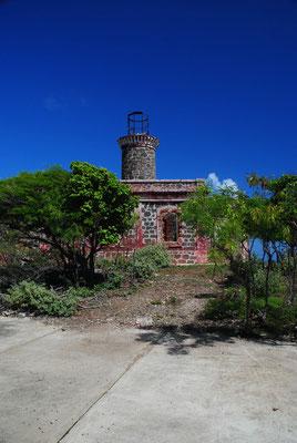 der Leuchtturm auf Culebrita